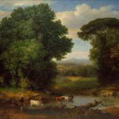 George Inness portrait