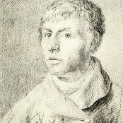 Caspar David Friedrich portrait