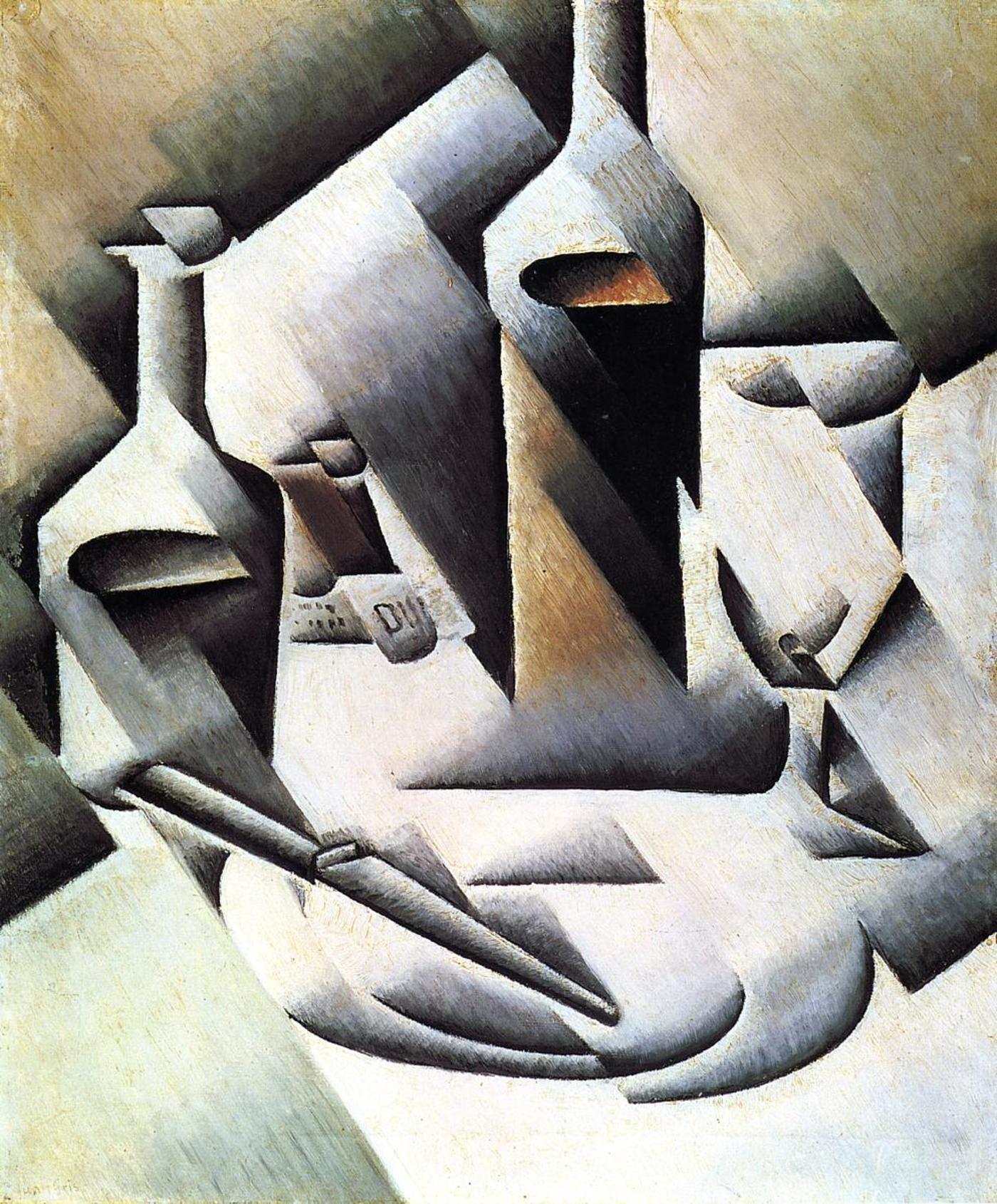 Cubism oil painting reproductions