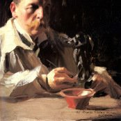 Anders Zorn portrait