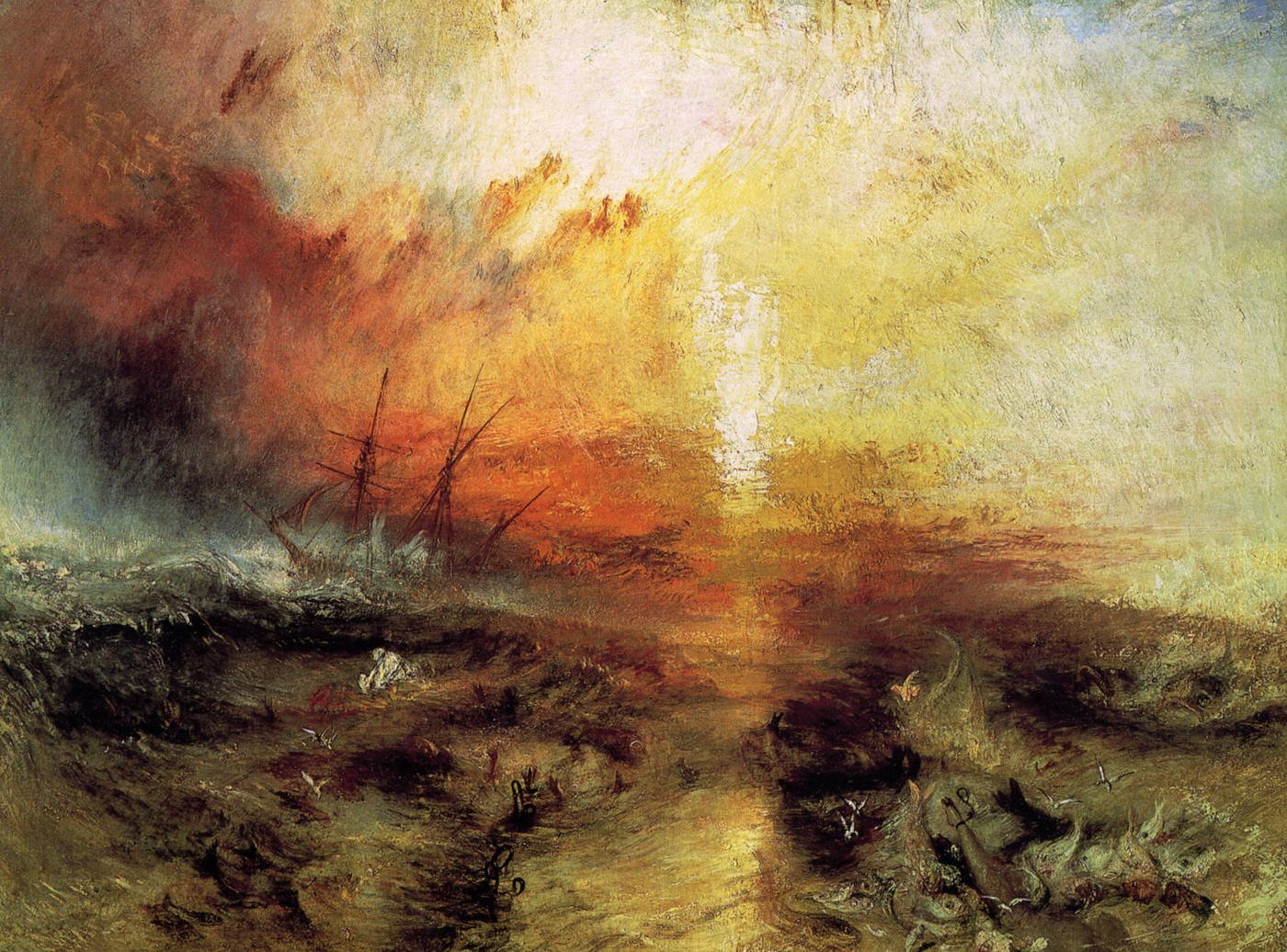 Joseph Mallord William Turner background