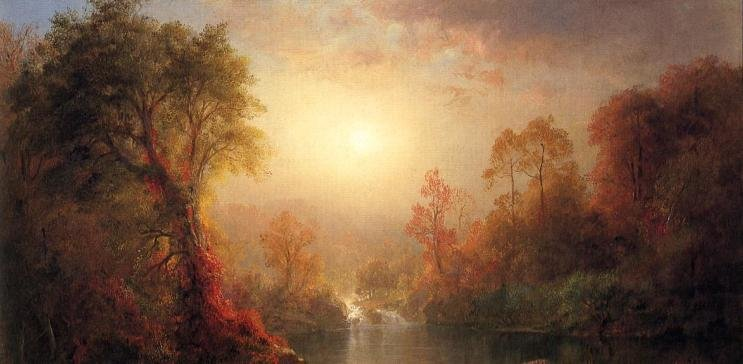 152cb3247a5 Frederic Edwin Church Painting Reproductions For Sale