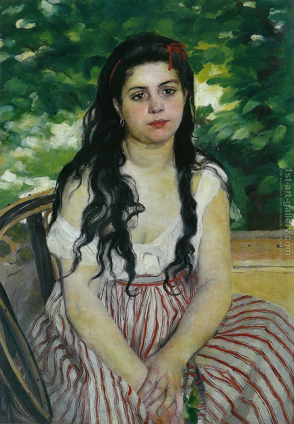 A gypsy girl named michelle 6
