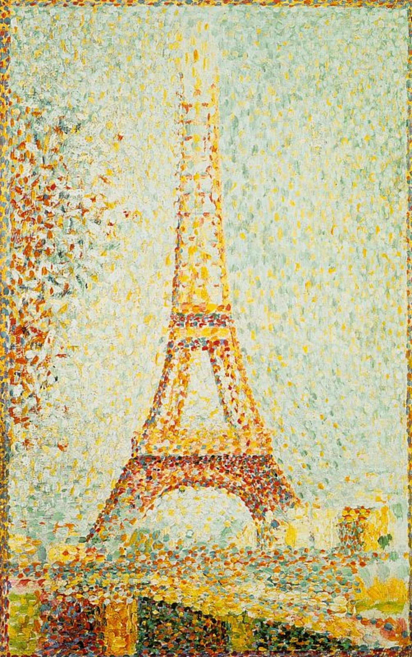 Pointillism Painting Reproductions For Sale 1st Art Gallery