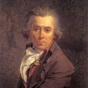 Jacques Louis David portrait