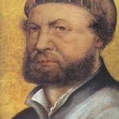 Hans, the Younger Holbein portrait