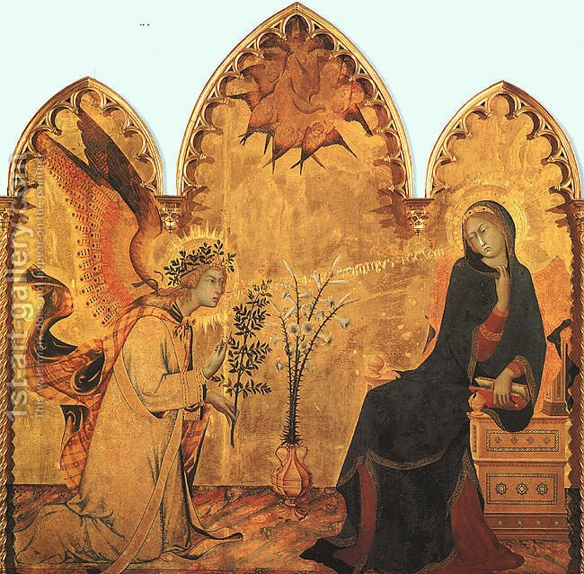 an introduction to the artistic career of simone martini Simone martini, annunciation pisa  introduction to the the first significant recorded moment of his artistic career is when he joined the painters.