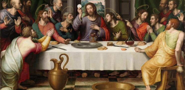Browsing by subject: The Last Supper oil painting reproductions by 1st-Art-Gallery.com