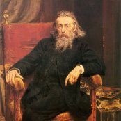 Jan Matejko portrait